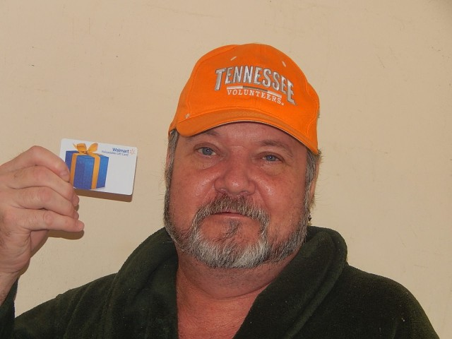 Robert used 3 voucher bids to win this gift card for $1.09! #QuiBidsWin