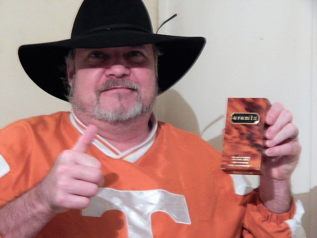 Robert won this Aramis cologne for $0.06 using only 2 voucher bids! #QuiBidsWin