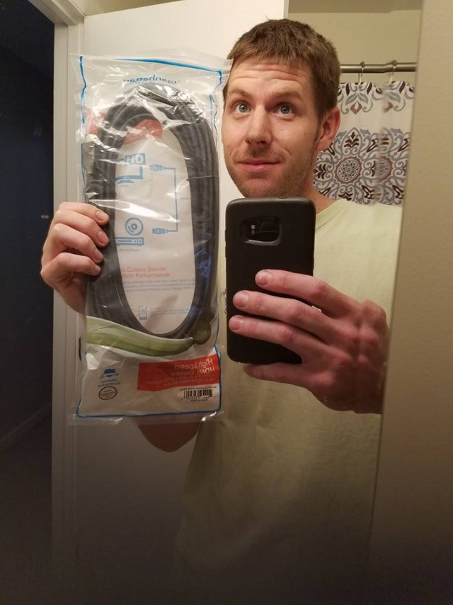 Michael won this arm rest organizer for $0.03 using only 2 voucher bids! #QuiBidsWin