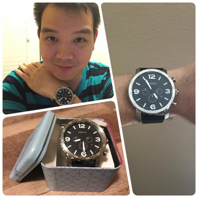 Hallow won this watch for $0.59 using 11 real bids! #QuiBidsWin