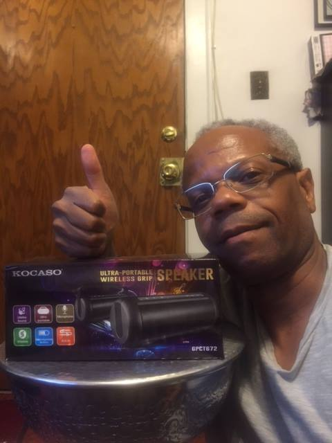 Albert used 6 real bids to win this wireless speaker for $0.12! #QuiBidsWin