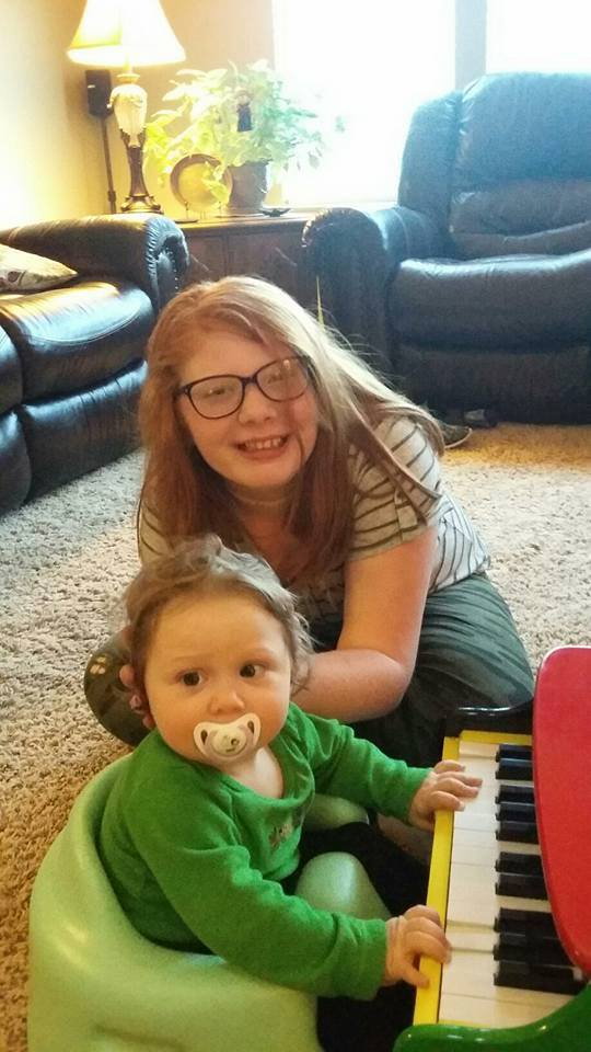 Phyllis on her granddaughter a toy piano for $0.11 using only 5 voucher bids! #QuiBidsWin