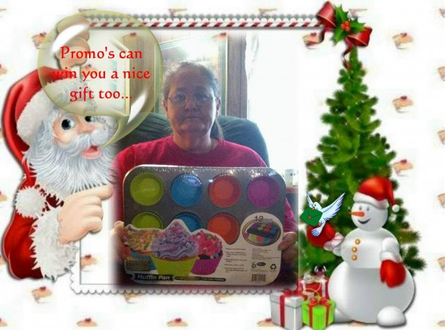 Phyllis won this 13pc muffin pan and cupcake holder kit for $0.10 using just a few voucher bids! #QuiBidsWin