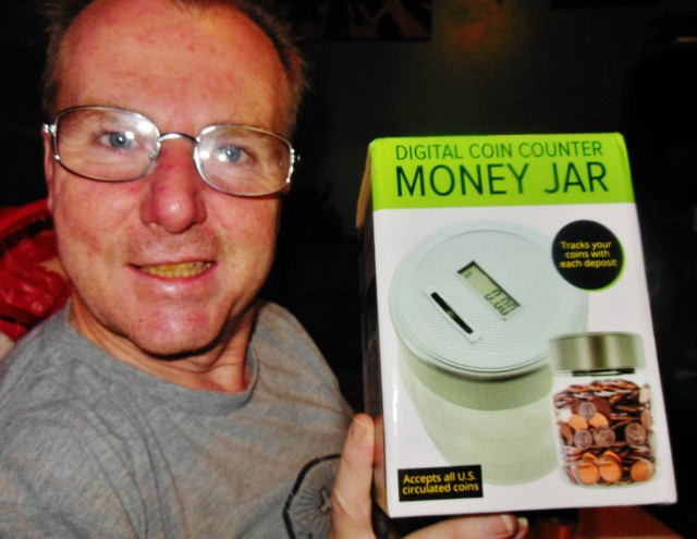 Martin used 9 voucher bids to win this coin bank for only $0.23! #QuiBidsWin